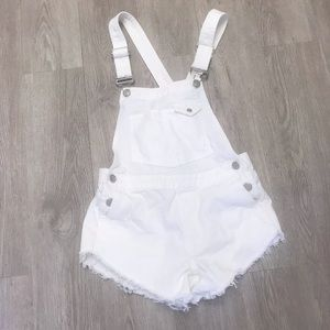 Urban Outfitters Shorts - BDG Urban Outfitters shorts overalls shortalls XS